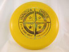 """Innova First Run Protostar Star Foxbat Yellow w/ """"Oil Slick"""" Stamp 180g -New"""