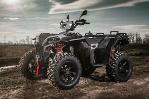 Polaris Sportsman 2021 XP1000 S EPS EU in Ghost Grey - Available in May!