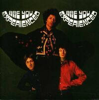 Jimi, The Experience Hendrix - Are You Experienced [CD]