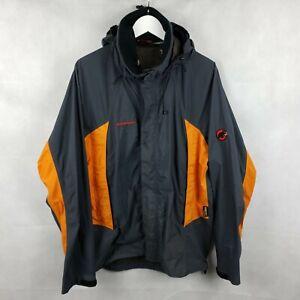 MAMMUT Mens Waterproof Goretex PacLite Shell Rain Jacket Size XL 1031962