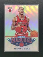 2012-13 Panini Marquee Basketball Derrick Rose Holo, Chicago Bulls