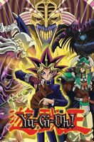 YU-GI-OH! - VILLAINS COLLAGE POSTER - 22x34 - 15851