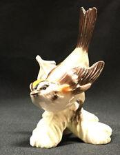 Firecrest 1967 CV88 Goldhahnchen Goebel W Germany Bird Figurine Porcelain