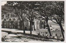 Devon postcard - Lee Abbey - RP
