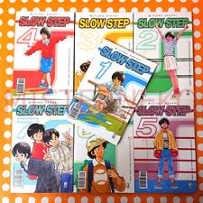 Manga - Slow Step Serie Completa 1/7 - Star Comics