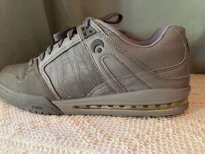 Osiris Pixel Athletic/ Skate Men's Shoes Size 11.5 Gray, Lace Up, Low Top
