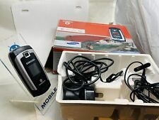 Samsung X680- Black (Unlocked) Mobile Phone Boxed