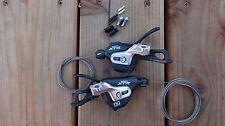 Shimano XTR SL-M980B I-Spec (2/3x10) Dyna Sys MTB Bike Shifter Pods/Levers Pair