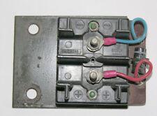 Connecteur Barre Radio Radio modifié SEM 25 35 Unimog VW Putois Munga BW