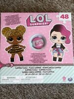 LOL Surprise! 48 Piece Jigsaw Puzzle With One Surprise Accessory! Age 5+ NEW