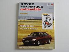 Revue technique automobile RTA neuve PEUGEOT 406  4 cylindres essence n°592