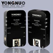 Yongnuo YN 622N TTL  Flash Trigger for Nikon D5300 D5500 D3200 D3300 D3400 D5600