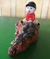 BESWICK HORSE FOAL PONY THELWELL KICKSTART BAY GLOSS MODEL No. 2769A PERFECT