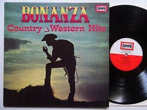 LP: The Nashville Ramblers: Bonanza (Country & Western Hits) (Europa E 341)