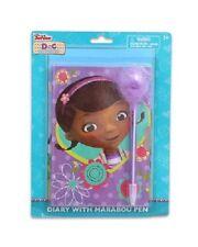 Disney Doc McStuffins w/Marabou Pen and Lock & Key