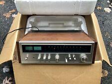 Vintage Pioneer Tx-9100 Am/Fm Tuner Component