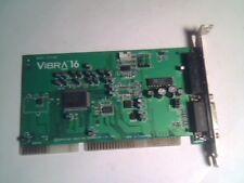 Creative Labs Sound Blaster ViBRA16 CT4180 vintage 16 bit ISA Card