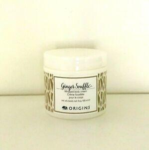 Origins Ginger Souffle Whipped Body Cream 3oz / 90 mL Jar