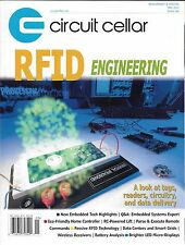 Circuit Cellar magazine RFID engineering Eco friendly home controller Data LED
