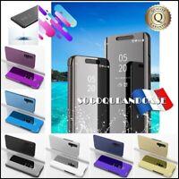 Etui Housse coque Premium Qualité SMART View Mirror Case Cover HUAWEI Honor 20