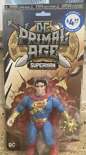 DC Primal Age Superman Funko Superman Action Figure Universe Multiverse DC NIP