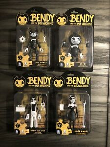 Bendy And The Ink Machine Series 1 Collectible Figure Mojo Bendy BRAND NEW