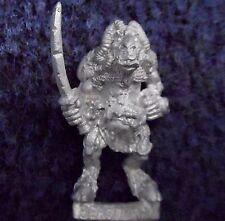 1989 Iron Claw Chaos Beastman Sword 4 Citadel Warhammer Beastmen Broo Brayherd