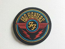 M037 // ECUSSON PATCH AUFNAHER TOPPA / NEUF / FOO FIGHTERS 7,3 CM