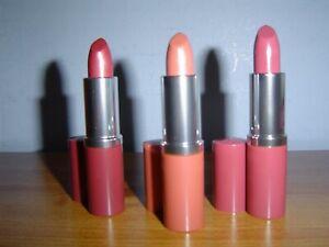 3 x Clinique Pop Lip Colour  + Primer Lipstick