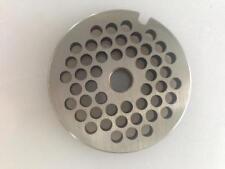 Piastra TC 5 Reber diametro 4,5 mm acciaio per tritacarne elettrico - Rotex