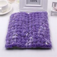 140PCS Love Flowers Loved GIFT Wedding Decoration Super Party Artificial Roses