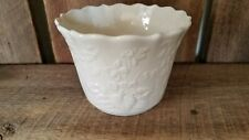 """New listing Rare Lenox Masterpiece Collection Cachepot Planter Usa 4"""" Tall/5"""" Wide"""