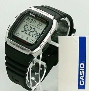 ✅ Casio Herrenuhr W-96H-1AVES Digitaluhr ✅