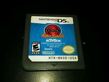 Chaotic: Shadow Warriors (Nintendo DS, 2009)