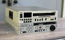 Betacam SP Videocassette Recorder BTS BCB-75