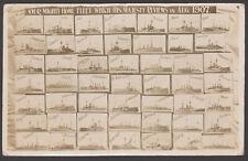 More details for postcard. royal navy