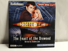 DOCTOR WHO The Feast Of The Drowned PART ONE Promotional CD (Radio Times)