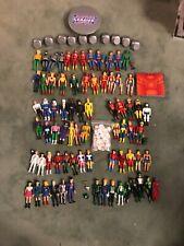 Huge Lot 75 Dc Direct Dc Comics Pocket Super Heroes + Accessories Jla Jsa & More