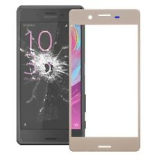 Sony Xperia X Replacement Glass Front Glass Display Glass Screen Repair Kit Gold