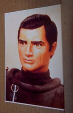 Postcard Captain Scarlet & The mysterons Captain ochre unposted