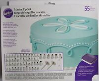 Wilton Industries Inc. 55 Piece Master Tip Cake Cupcake Brownie Decorating Set