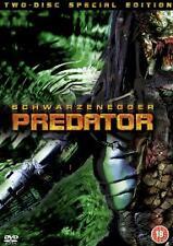 Predator (DVD 2-Disc Set) SCHWARZENEGGER ACTION SCI-FI CULT CLASSIC ALIENS