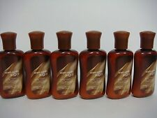 X6-BATH AND BODY WORKS WARM VANILLA SUGAR LOTION WITH VITAMIN E RARE!!