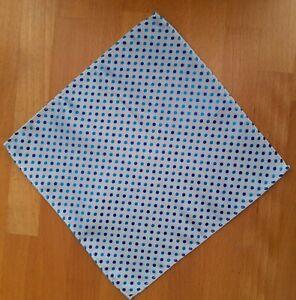 100% Silk pocket square handkerchief mens top pocket