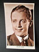 PHILLIPS HOLMES, AMERICAN FILM ACTOR - RADIO PICTURES REAL PHOTO (1930s)