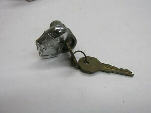 NEW 1953 1954 1955 PACKARD TRUNK DECK LOCK WITH KEYS