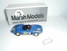 1966 Corvette Grand Sport Penske Roadster #10 Sebring Marsh Models Kit Assembled