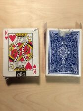 Standard Playing Cards Lot of 2 Decks Preowned Poker Bridge Pinnacle Card Games