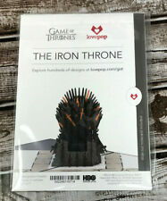 Lovepop Game Of Thrones 3D Pop Art The Iron Throne Weddings New Free Shipping