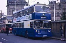 OAG 760L Andrews, Sheffield ex A1, Ayrshire 6x4 Quality Bus Photo C